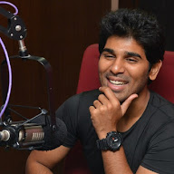 Allu Sirish At Red FM 93.5
