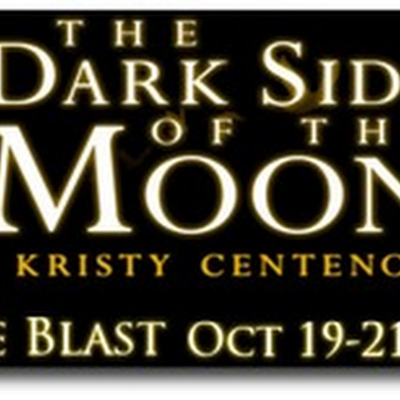 Release Blast - The Dark Side Of The Moon by Kristy Centeno