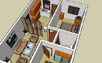 Model Denah Rumah Kecil Serta Merta Search Results
