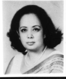 Late Mrs. Neena Bonarji in whose memory her daughter Nisha has instituted the HCL Bridge Tournaments Open Pair Trophy