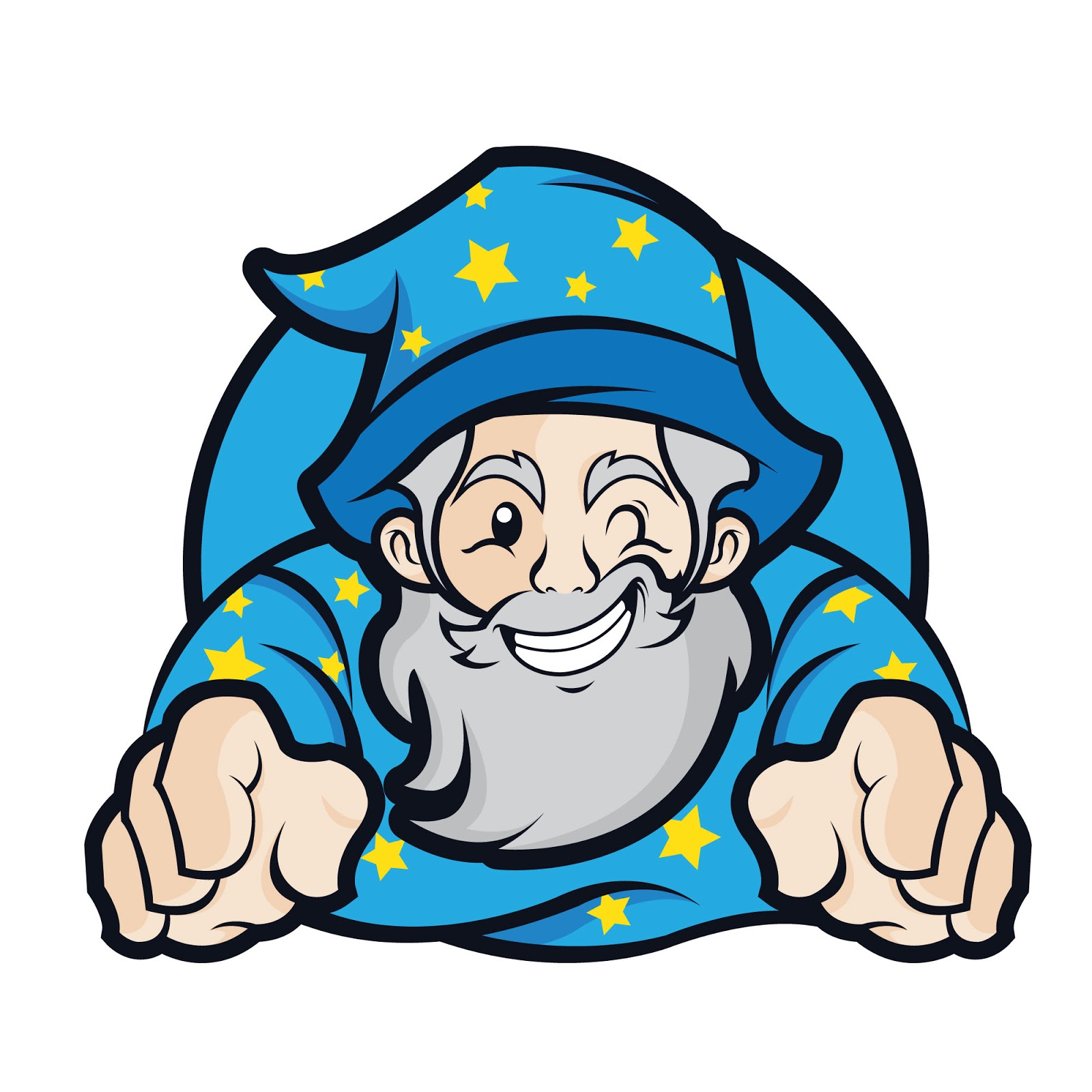 Wizard Sports Logo Free Download Vector CDR, AI, EPS and PNG Formats