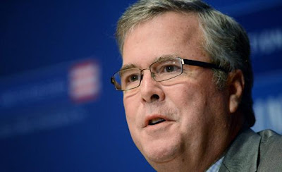 Jeb Bush says GOP must move away from small-government mantra
