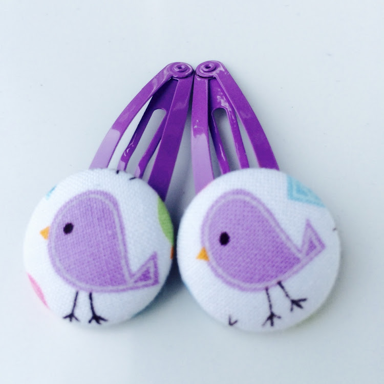 Purple Bird - Small