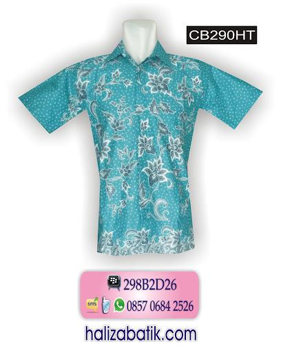 busana batik modern, model baju terbaru, baju grosir
