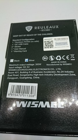 DSC 1400 thumb%25255B2%25255D - 【MOD】男のロマン「Wismec Reuleaux RX300」4本バッテリーMODのレビュー。でかくておもくてそれは鉄塊だった【ドラゴンころし】