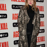 OIC - ENTSIMAGES.COM - Guest attend the Age of Kill - VIP film Screening inLondon on the 1st April 2015.Photo Mobis Photos/OIC 0203 174 1069