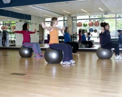 коллективные занятия спортом