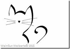 Kellerkatze für Blog