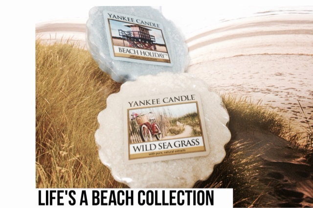 LIFE|Style|Bites: Recent Releases from Yankee Candle Life's A Beach