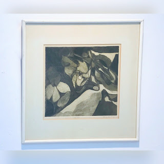 Roberta Richman Signed Etching