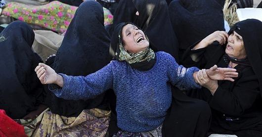 APTOPIX Mideast Iran Earthquake