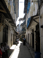 Stone Town alleys