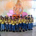 Ganesh Chaturthi Celebration (Pre-Primary) 17-9-2015