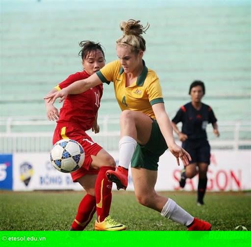 Hình 2: Thua Úc 3-4, thầy trò Takashi trắng tay rời giải bóng đá nữ Đông Nam Á