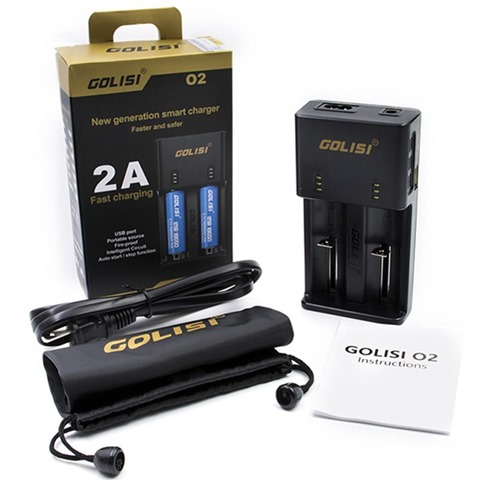 golisi o2 charger 8 thumb%25255B2%25255D - 【バッテリー/充電器】「GOLISI O2 Intelligent Charger(インテリジェントチャージャー)」2A充電可能
