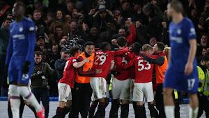 Kekalahan Chelsea dari West Ham Menguntungkan MU