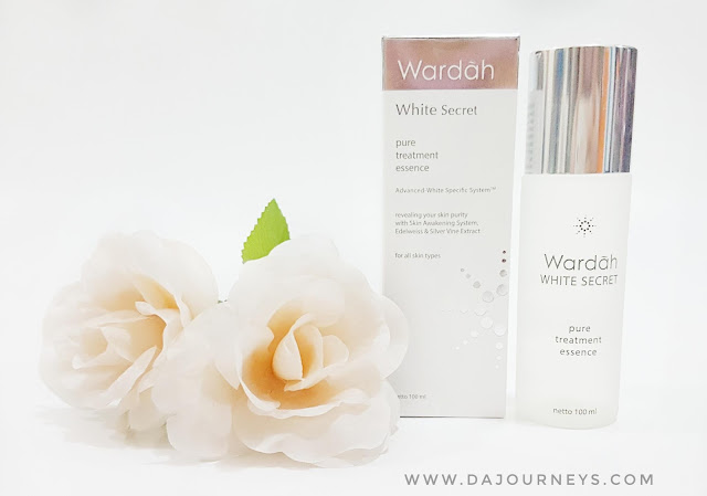Review Wardah White Secret Pure Treatment Essence