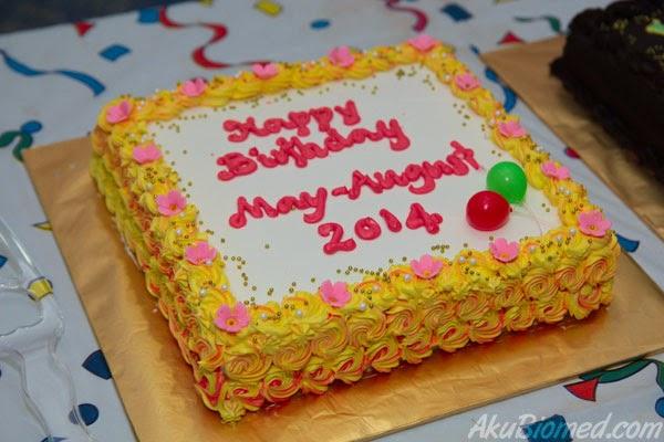 kek sambutan hari lahir