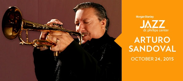 Jazz at the Dr. Phillips Center Presents Arturo Sandoval