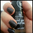 Essence GOOD GIRL BAD GIRL smalto leather effect n.04