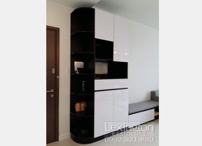 Cho thuê căn hộ 3 phòng ngủ giá rẻ tại Lexington Residence Quận 2