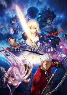 Fate/stay night: Unlimited Blade Works 2nd Season - Fate/stay night (2015)   Fate/stay night: Unlimited Blade Works (TV) 2nd Season [Bluray]
