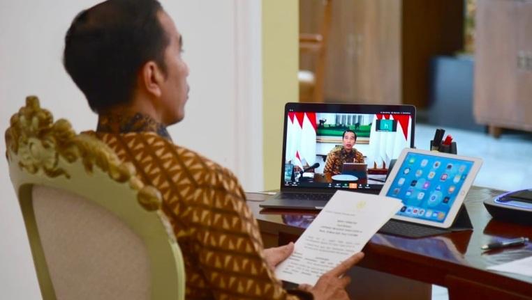 Kekuasaan Presiden Joko Widodo Terancam