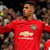 Man United vs Southampton: Rashford Reacts after Breaking Eric Cantona's Record