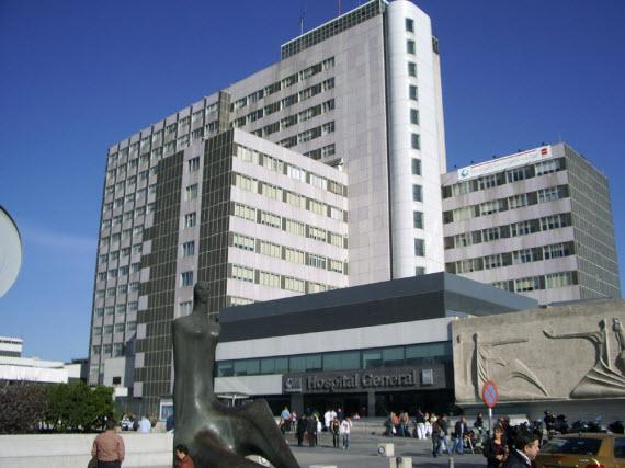 Concurso del proyecto de nuevo Hospital La Paz por 20,9 millones