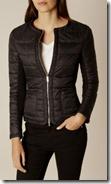 Karen Millen lightweight padded jacket