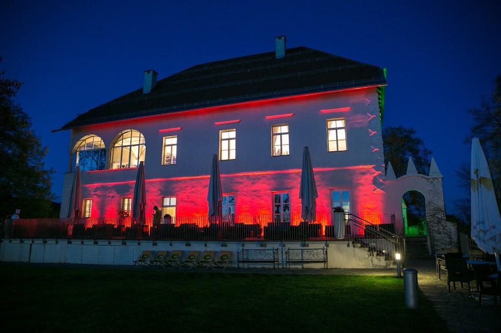Ansicht Schloss Rot