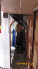 Photo: To Port aft cabin