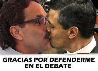 Resultado de imagen para Quadri y Peña Nieto
