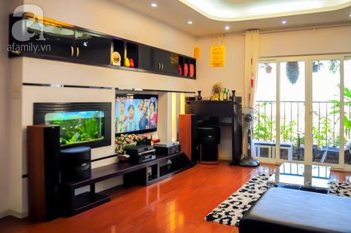 """Ngắm căn hộ """"đẹp không tì vết"""" tại Văn Khê, Hà Nội-3"""