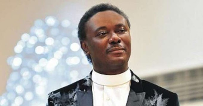Rev. Chris Okotie joins Presidential race
