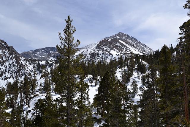 bulk of Vagabond Peak