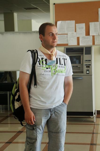TEMPUS GreenCo Summer Meeting & Training (Ukraine, Sevastopol, July, 8-12, 2013) - DSC07142.JPG