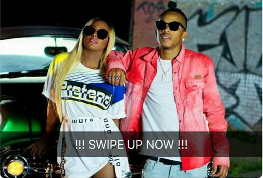 """Dj Cuppy And Tekno Record New Song Titled """"Green Light"""" (Photos)"""