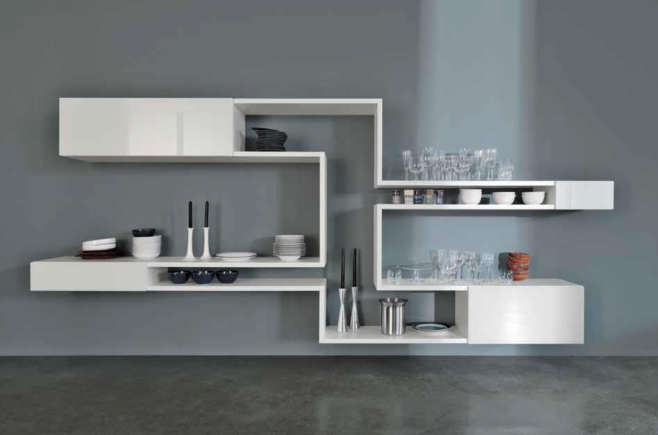 Soggiorni e salotti moderni arredo per la tua casa for Colori lago mobili