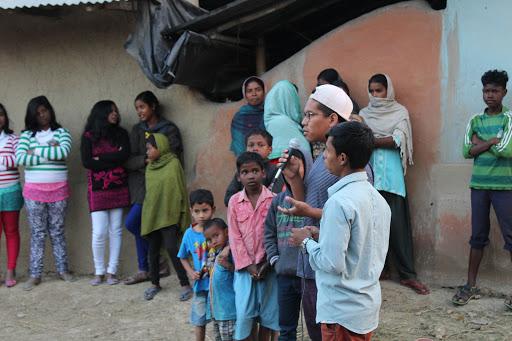 Outreach - Open Air Preaching