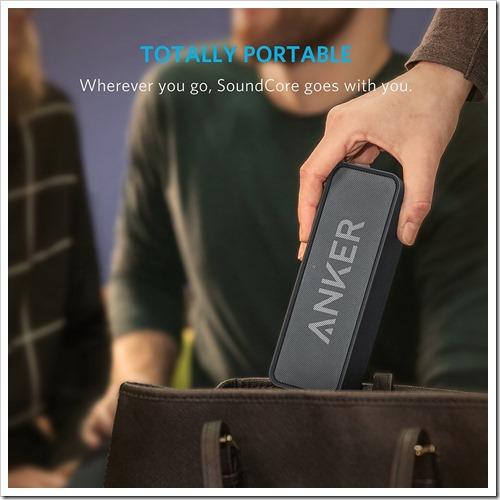611BQsTovfL. SL1000 thumb%25255B3%25255D - 【ガジェット】「ANKER SoundCore ポータブル Bluetooth 4.0スピーカー」「SoundCore Mini」2モデルレビュー。小型低価格だけど大迫力サウンド&24時間再生可能大容量モバイルバッテリー