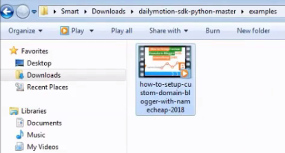 add-video-at-dailymotion-examples-folder
