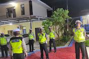 Ditlantas Polda Banten Terus Beri Imbauan Prokes di Kota Serang