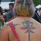 back big arrow - tattoos ideas