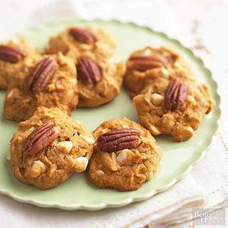 Deluxe Nutmeg-Pumpkin Cookies