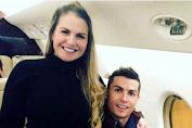 Nasib CR dan Kakaknya Katia Aveiro, Adik Ronaldo Tuding Hasil Diagnosa Corona Kakaknya Sebagai Sebuah 'Penipuan