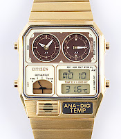 Citizen AQ Chrono : JG2002-53P