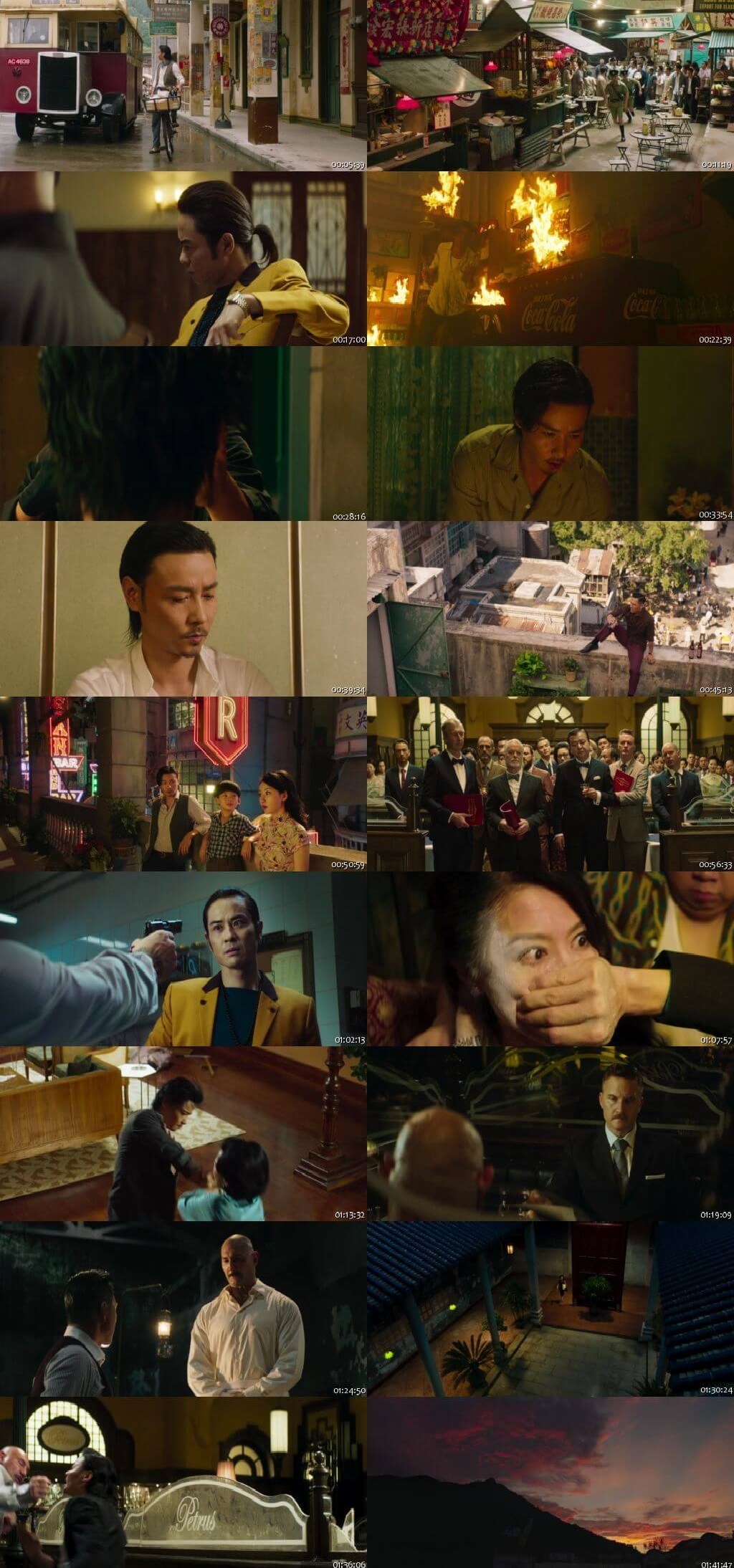 Screen Shot Of Master Z: The Ip Man Legacy 2018 300MB Full Movie Hindi Dubbed Free Download 480P BRRip Small Size PC Movie