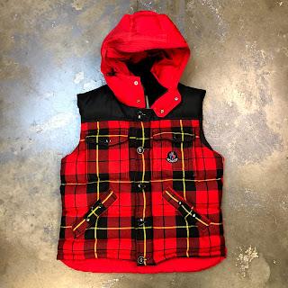 Moncler Down Puffer Vest