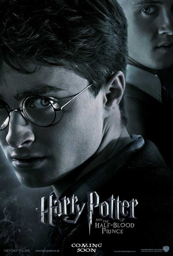 Harry Potter y el misterio del príncipe - Harry Potter and the Half-Blood Prince (2009)